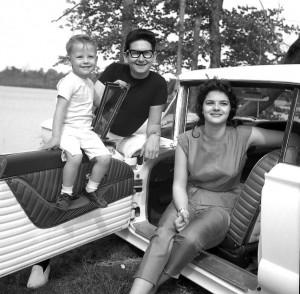 Orbison File 10 - No. 7 Black and White Med. Format Negative