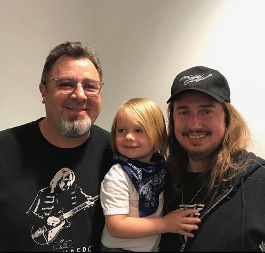 The Eagles Vince Gill With Roy Orbison 3 Roy Orbison Jr